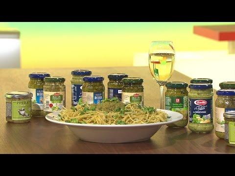 Pesto im Test: Urlaubsgefühle auf dem Teller