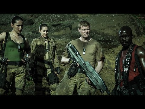 Halo: Nightfall - First-Look Trailer
