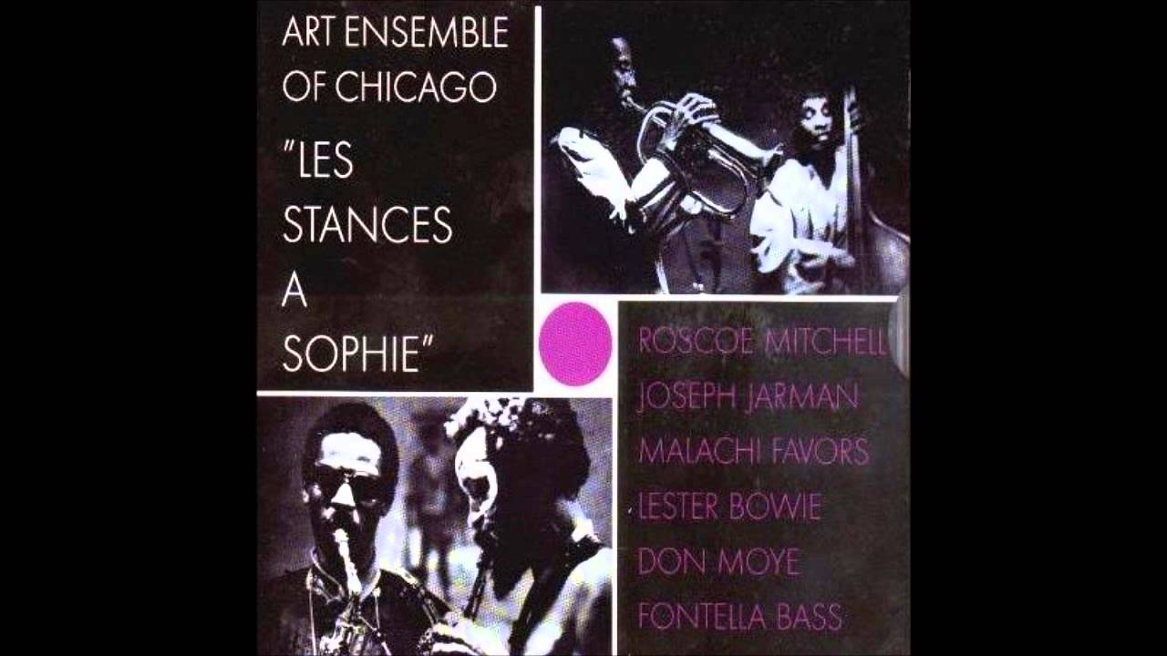 "Art Ensemble of Chicago – ""Théme de Yoyo"""