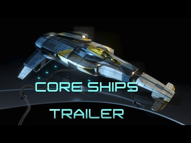 Core Faction Trailer - Strike Wing - iOS Space Combat Simulator