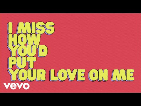 Brandy - Love Again (Lyric Video)