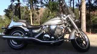 9. Used 2012 Yamaha V-Star 950