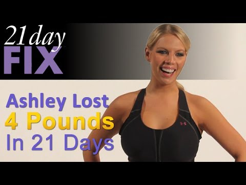 Weight Loss Programs – Ashley Lost 4 lbs in 21 Days With Weight Loss Plan