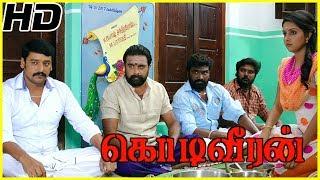 Video Sasikumar Sister warns Poorna   Kodiveeran Movie Scene   Sasikumar falls on Vidharth brother's feet MP3, 3GP, MP4, WEBM, AVI, FLV Maret 2019