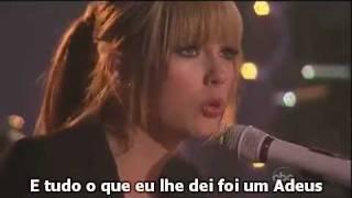 Taylor Swift - Back To December/Apologize*legendado (AMA's 2010)