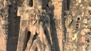 La Sagrada Familia   Time Lapse HD