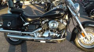 10. 102314 - 2007 Yamaha V Star 650 Classic   XVS65AWC - Used motorcycles for sale