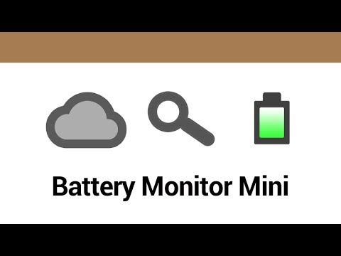 Video of Battery Monitor Mini Pro