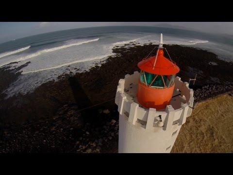 Reykjavík Drone Video