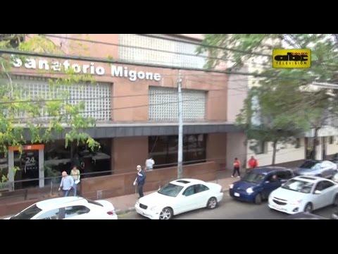Investigan muerte de bebé en Sanatorio Migone