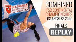 IFSC Pan-American Championships 2020 - WOMEN - Finals by International Federation of Sport Climbing
