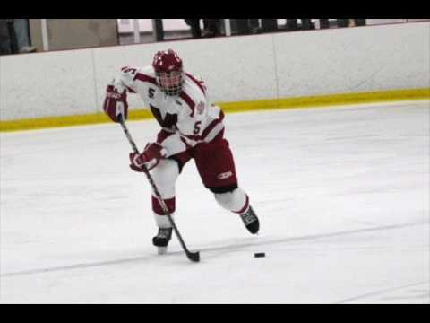 Daniel Milan, Hockey – Training for Speed, Acceleration and Power