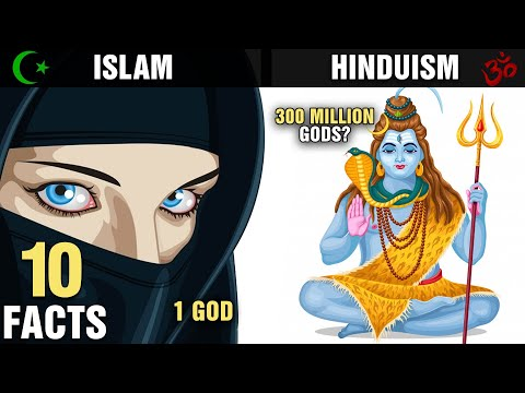 The Differences Between ISLAM and HINDUISM