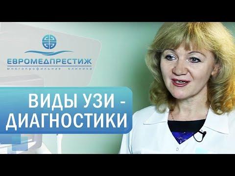 Страшнова Татьяна Алексеевна, врач УЗД клиники ЕВРОМЕДПРЕСТИЖ о видах УЗИ в клинике
