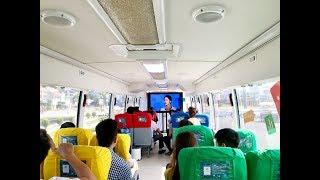 """""""Một ngày cùng Digital 4.0 Bus"""" tại thành phố Uông Bí"""