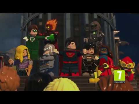 LEGO DC Super-Villains TV Spot