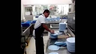 Washing Dishes - Fast And Furious