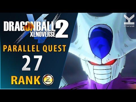 Dragon Ball Xenoverse 2 - Parallel Quest 27 - Rank Z