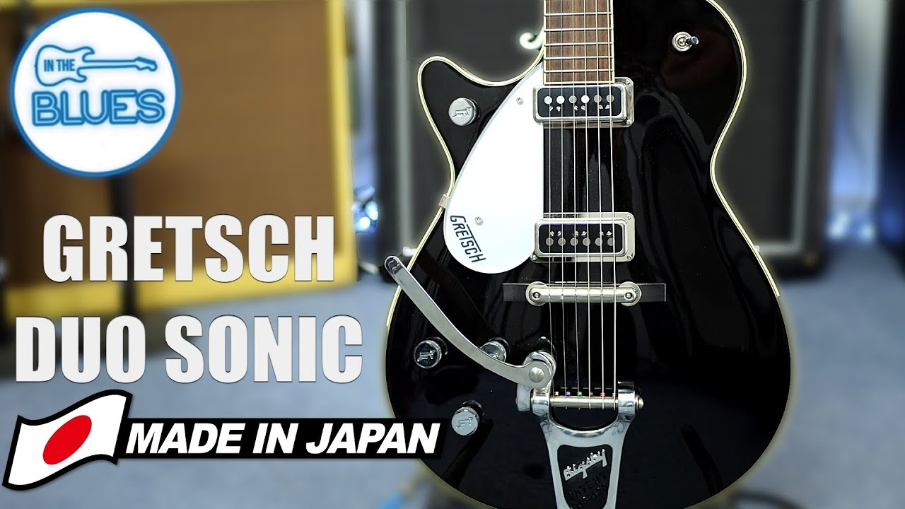 Gretsch Duo Jet G6128T Electric Guitar Review