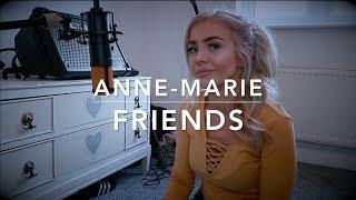 Video Marshmello & Anne-Marie - FRIENDS MP3, 3GP, MP4, WEBM, AVI, FLV Mei 2018