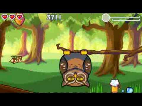 flying hamster psp gameplay