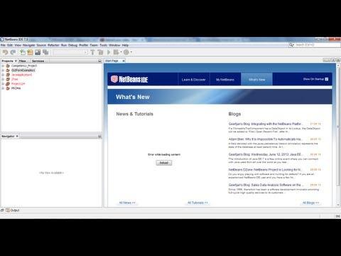 comment installer jfreechart sous netbeans