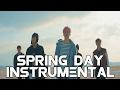 Download Lagu BTS 방탄소년단 - Spring Day 봄날 (노래방Instrumentalkaraokeoff vocal) REMAKE Mp3 Free