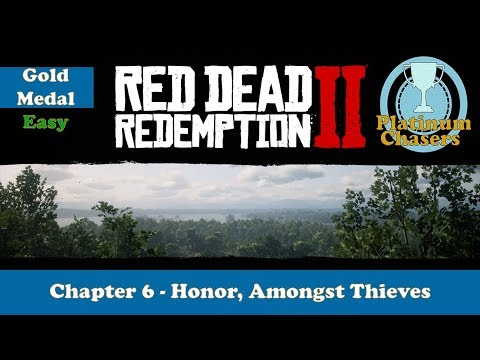 Download Honor, Amongst Thieves - Gold Medal Guide - Red Dead Redemption 2 MP3