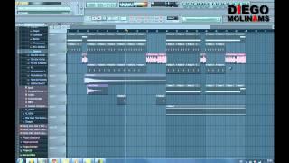 Video FL Studio Remake: Nicky Romero - Toulouse (Drop) (DiegoMolinams) + Flp MP3, 3GP, MP4, WEBM, AVI, FLV Juni 2018