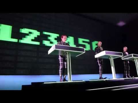 Computerworld - Kraftwerk Live MoMA - Day III - Trans Europe Express [2012.04.12] in HD (1080px) Videos recorded by user