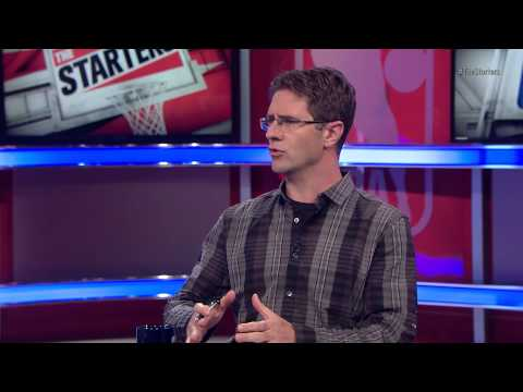 predictions - The Starters can't agree on their predictions for 2014-2015 NBA Coach of the Year. Their picks: Steve Clifford, Stan Van Gundy, Doc Rivers, Erik Spoelstra, and no one picked Gregg Popovich!...