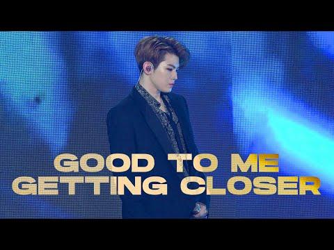 190518 드림콘서트- Good to Me + 숨이차 (우지 focus)