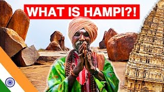 Hampi India  City pictures : WHAT IS HAMPI? | Exploring India's Lost City