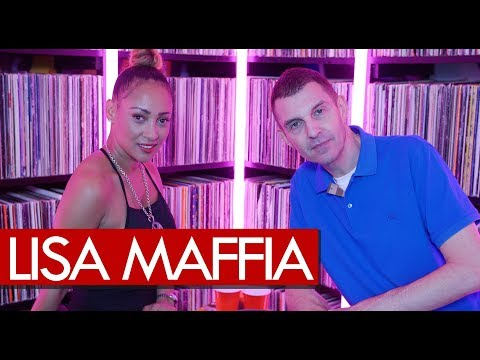 LISA MAFFIA ON SO SOLID'S RISE, TAKING OVER THE SCENE, NEGATIVE PRESS @TimWestwood  @Lisamaffiauk ‏
