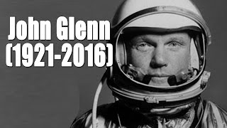 Godspeed, John Glenn (Friendship 7 Recreation) by SkulShurtugalTCG