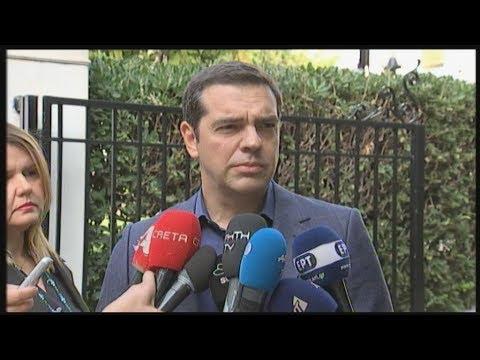 Αλέξης Τσίπρας: Δεν θα ανεχθώ καμία διγλωσσία, καμία προσωπική στρατηγική