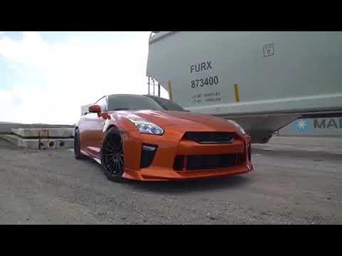 MC Customs | Nissan GTR