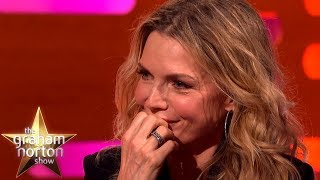 Video Michelle Pfeiffer Reacts to Being Mentioned in Uptown Funk | The Graham Norton Show MP3, 3GP, MP4, WEBM, AVI, FLV Agustus 2018