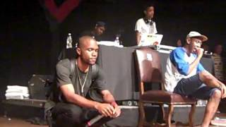 "Odd Future (OFWGKTA) - HQ House Of Blues (06/18/11) ""She"" (Frank Ocean)"