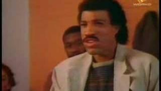 <b>Lionel Richie</b>  Hello