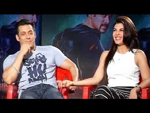 SALMAN - Salman Khan and Jacqueline Fernandez share their fitness mantra and the secret to being forever young while promoting their upcoming film Kick. Watch more videos: http://www.ndtv.com/video.