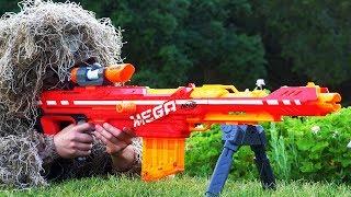Video Nerf War: Snipers Vs Thieves Part 1 MP3, 3GP, MP4, WEBM, AVI, FLV Juni 2019