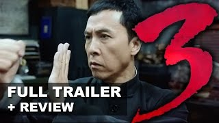 Ip Man 3 Trailer + Trailer Review - Beyond The Trailer
