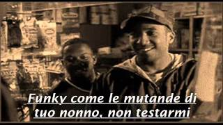 A Tribe Called Quest - Steve Biko (Stir It Up) SUB ITA (dall'album Midnight Marauders 1993)
