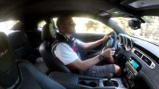 2012 Chevrolet Camaro ZL1 Manual - Quick Drive And Review