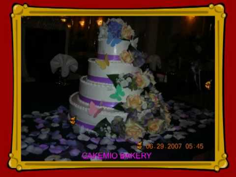 wedding cake foto show