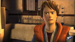 Back To The Future video game HD trailer (PC, PS3, Mac, iPad)