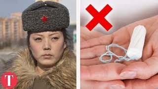 Video 20 Things You Cannot Buy In North Korea MP3, 3GP, MP4, WEBM, AVI, FLV Oktober 2018