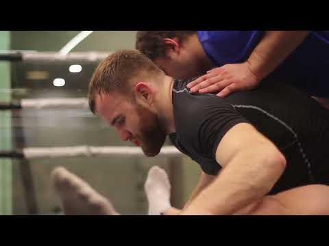 Олимпийская платформа - Motivation: Тренировка Чемпионов в Центральном зале Бокса