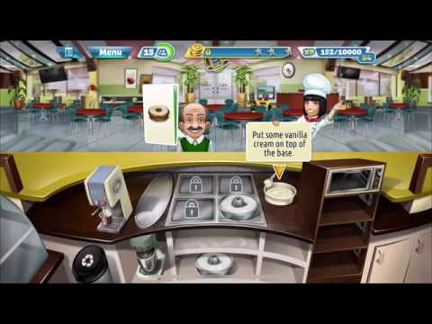 Cooking Fever – Bakery Tutorial